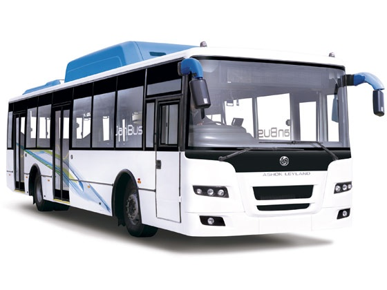 Ashok leyland jan bus2