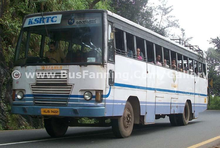 bathery kozhikkode ksrtc tt malabar bus