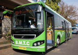 bmtc bs3 volvo buses