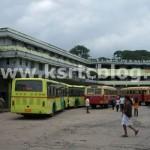 ksrtc bus stand aluva