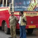 ksrtc fast passenger bus