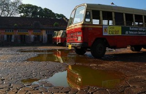 ksrtc jetty bus stand