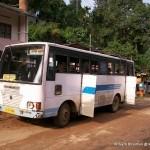ksrtc gavi bus 8