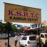 ksrtc kannur depot