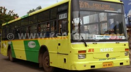 'Police apathy' puts KSRTC bus off road