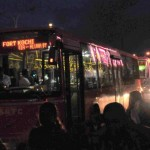 lowfloor bus night service