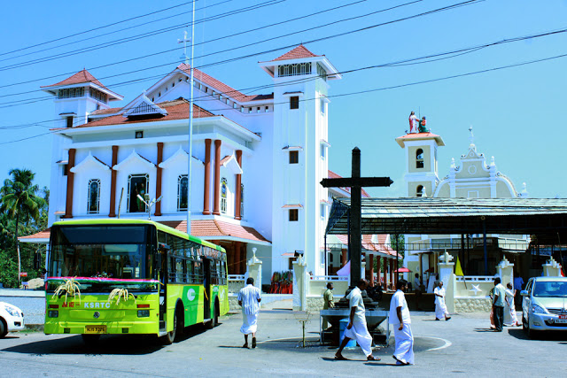 ksrtc bus from malayattoor church