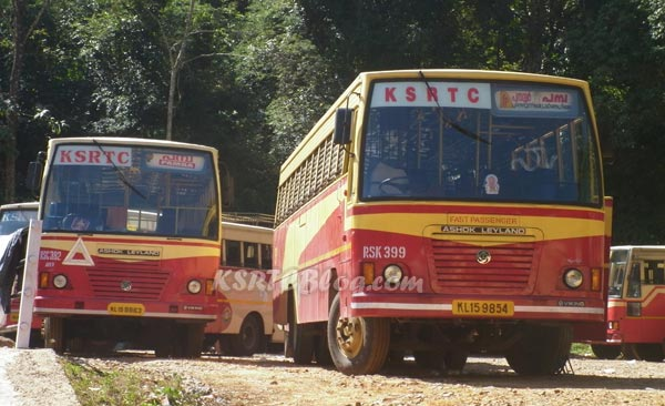 Kerala State Road Transport Corporation (KSRTC) today is running at a loss of Rs 55,00,00,000 (55 Cr) or (US $ 9,166,667 = US$ 9.1 million) per month.