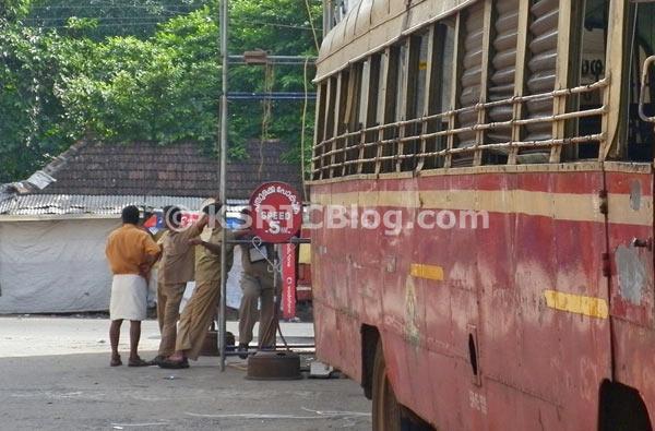 ksrtc-bus-strike-in-kerala