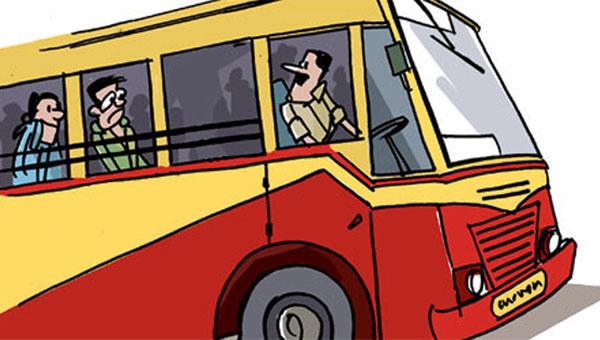 ksrtc-bus-cartoon