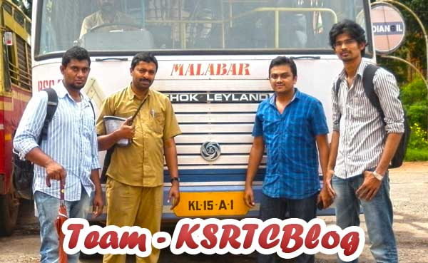 Team - KSRTCBlog