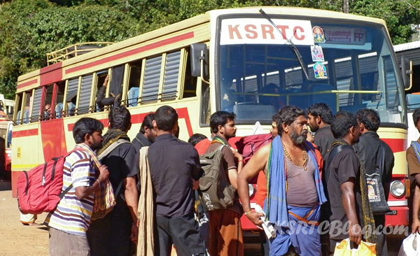 Don't Extend Sabari Buses to Women, Protest Against KSRTC's Decision