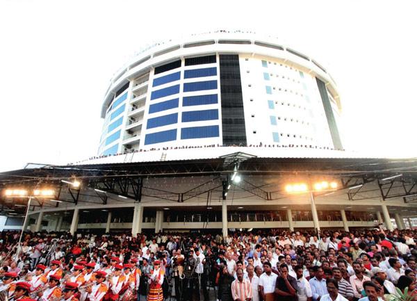 ksrtc-bus-stand-shopping-complex-thampanoor-trivandrum