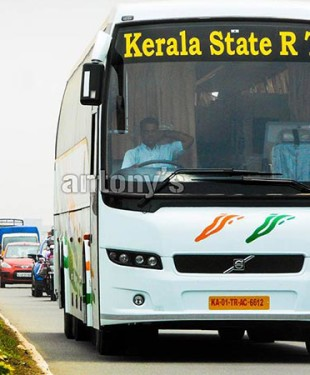 Newer models of KSRTC buses are coming at a very slow pace. There is also a danger that the Corporation could close down and sold off to private companies.