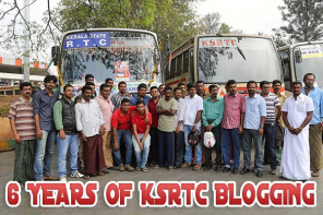 KSRTC BLOG CELEBRATES 6TH NNIVERSARY