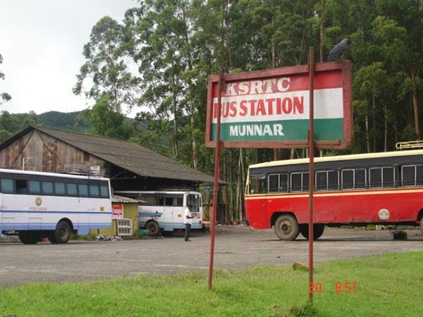 ksrtc-munnar-depot