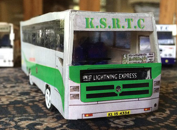 ksrtc-lightining-express-bus-model