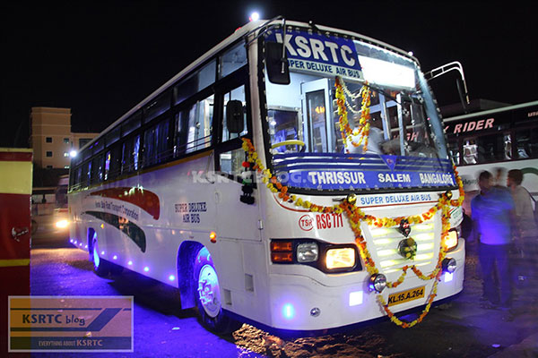 More inter-State services from Bangalore for Pooja Holidays