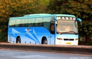 msrtc-volv-bus