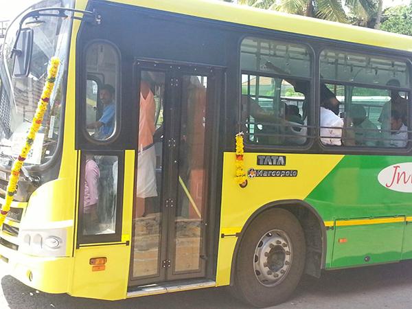 Malabar welcomes Low Floor Buses