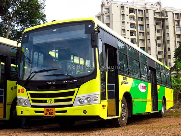 Low-floor buses begin service in Kannur