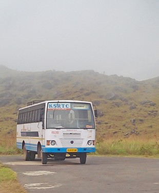Ponmudy Hilltop by Gopan Vijaya