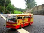 ksrtc superfast bus model by arjun10