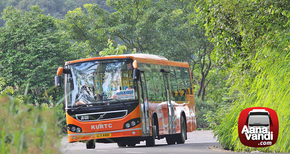 KURTC Started Online Booking for Volvo Buses