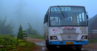 A Trip to Ponmudi on KSRTC Bus