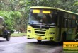 KURTC Ashok leyland Low Floor Buses at Pamba (Sabarimala)