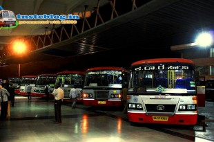 karnataka rtc free bus to chennai