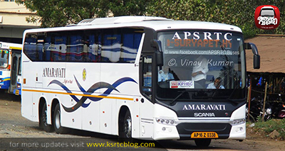 Now, track APSRTC buses real time with App
