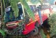 KSRTC Fast Passenger met accident near Koothattukulam