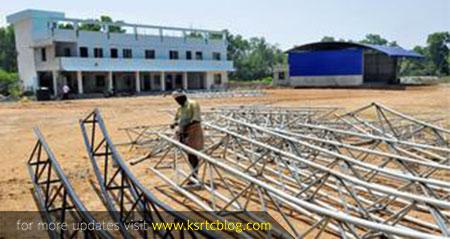 Anayara KSRTC Depot to be opened this month