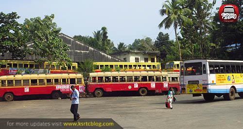 KSRTC Service to Vattathamara Village