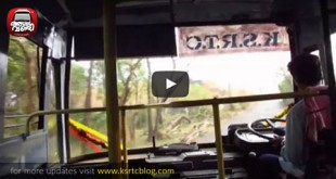 Journey from Ponmudi By KSRTC