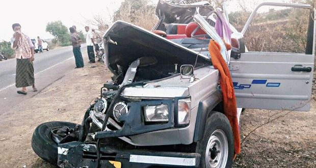 7 Girls Die in a Serial Accident Near Chitradurga