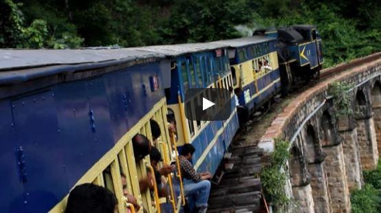 Nilgiri Mountain Railway : A Historical Journey
