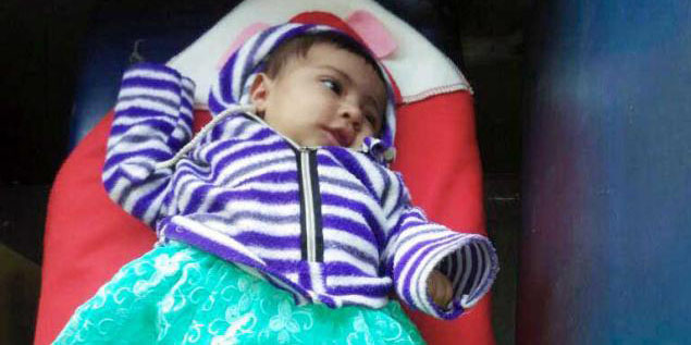 Baby found abandoned on BMTC bus