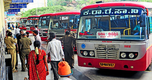 KSRTC workers reject wage hike, term it 'meagre'