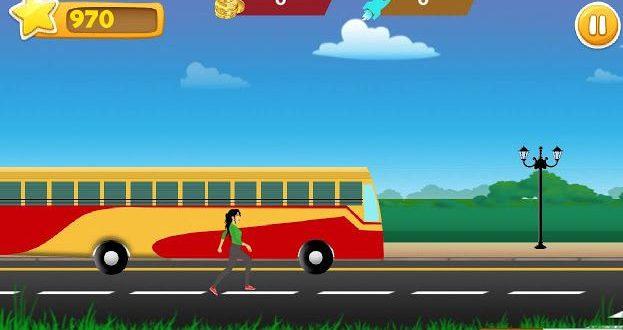 Ottam: Running game set in roads of Kerala