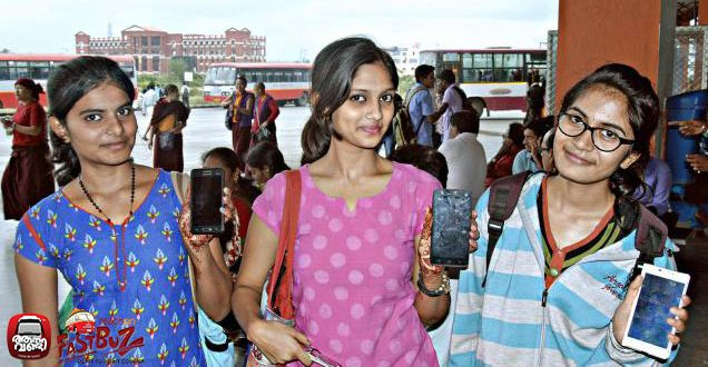 Mysuru Students develop App to ease KSRTC Travel