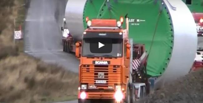 Probably one of the best scania trailer videos in the world
