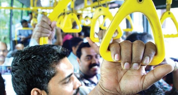 KSRTC Bus service launched for Lakshadweep passengers in Kochi