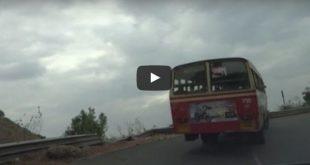 aanavandi on ghat road