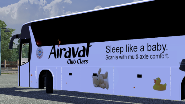 Srs Bus Livery Download