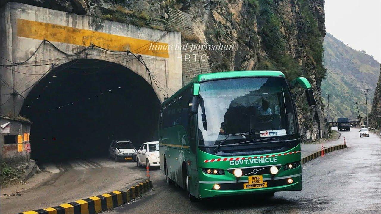 Delhi To Manali Bus Travel Time Aanavandi Travel Blog