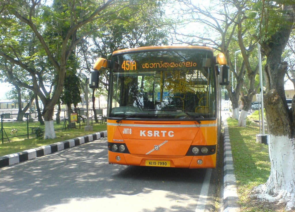 Ksrtc Kurtc Bus Timings From Trivandrum Airport