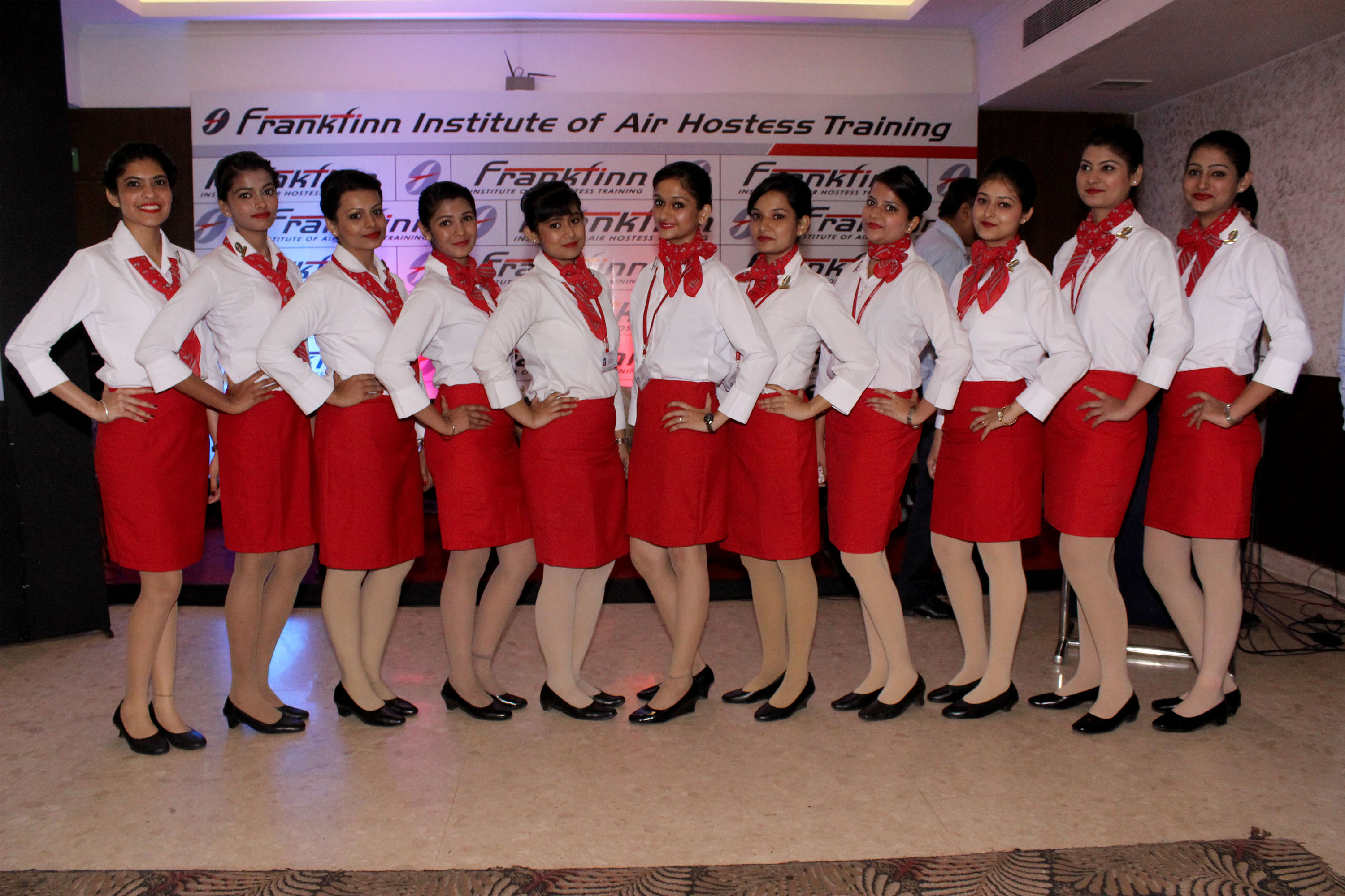 aim to become an air hostess Air hostess after 10th  10th standardand now i am doing diploma in computer enggafter my diploma is there any chances of becoming an air hostessits my aim.