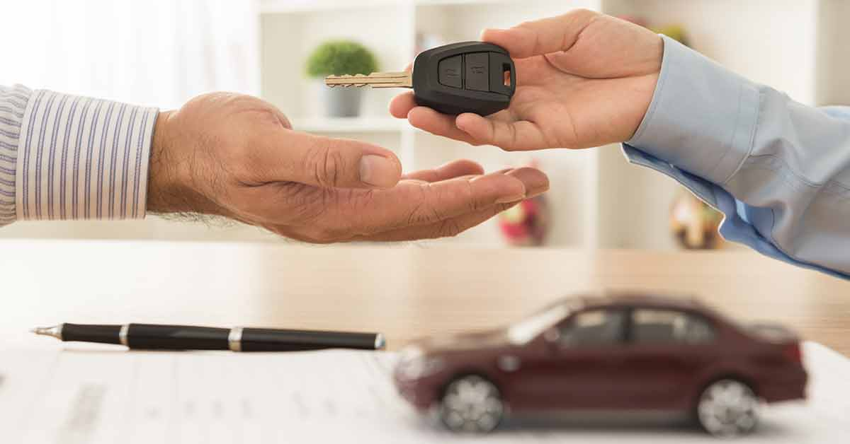 Take Out A Car Loan And Selling The Car